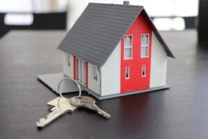 Immobilienmakler arbeiten Service orientiert