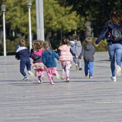 Kindergärtner / Kindergärtnerin